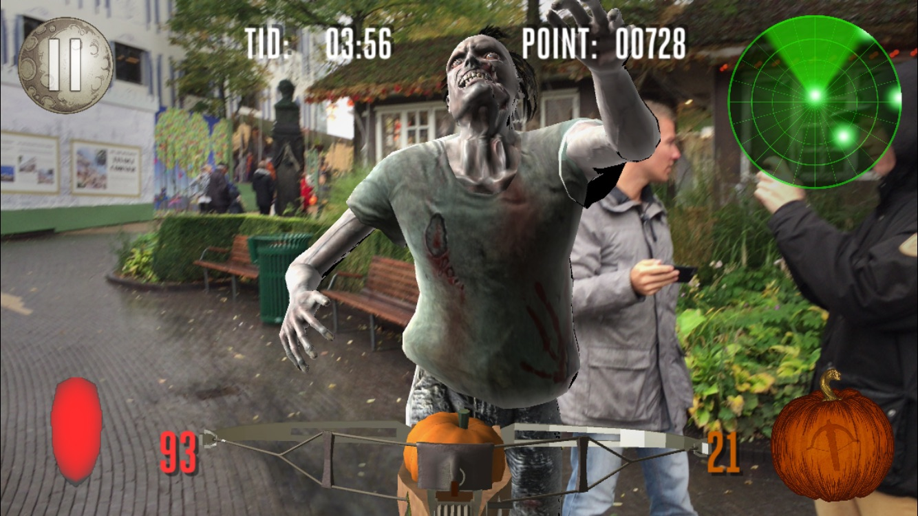 How One Business is Using AR, Mobile and Social for Their Latest Halloween Campaign | Social Media Today