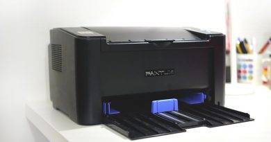 A compact and cost-effective monochrome printer for office users